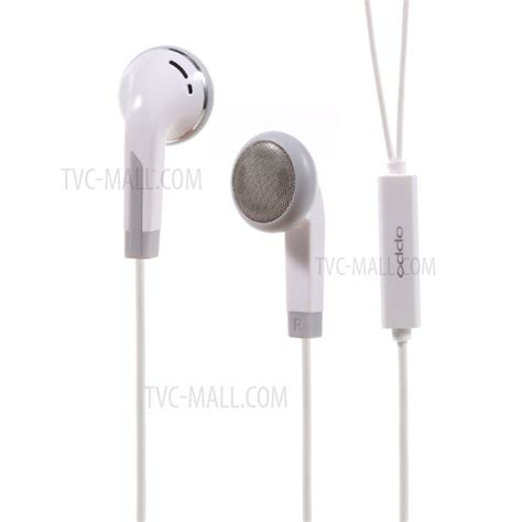 Headset Vivo Y51 Oppo 3 5mm In Ear Earphone Headset With Mic For Iphone