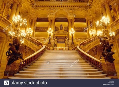 buy a house in paris france looking up the grand staircase of an opera house in paris france stock photo royalty