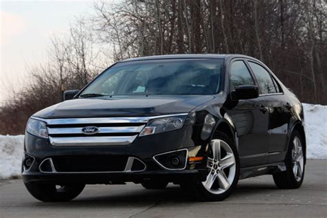 2010 Ford Fusion Sport Reviews by Review 2010 Ford Fusion Sport
