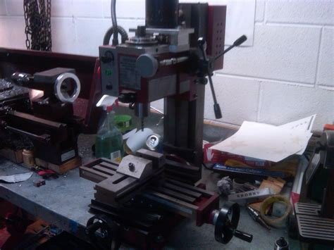 Mini Milling Machine Great For Making Custom Rc Parts