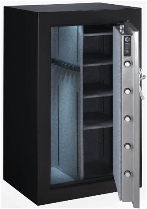 stack on 18 gun cabinet manual stack on spal 300 motion sensitive led security gun safe