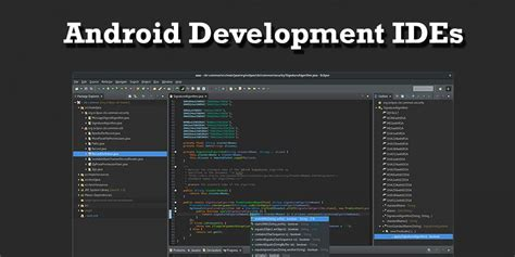 best android development environment the best android development ides on air code