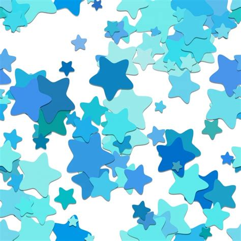 star pattern background vector blue stars pattern background vector free download