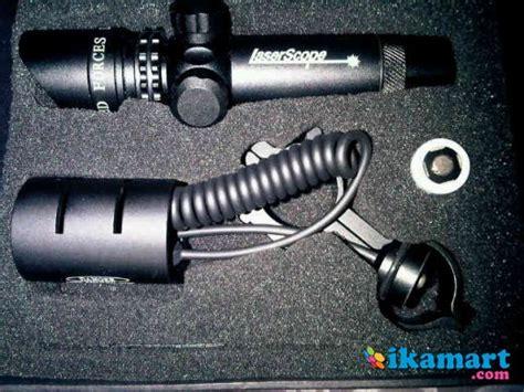 Laser Dan Senter Senapan Angin jual laser scope senapan angin dan airsoftgun murah air