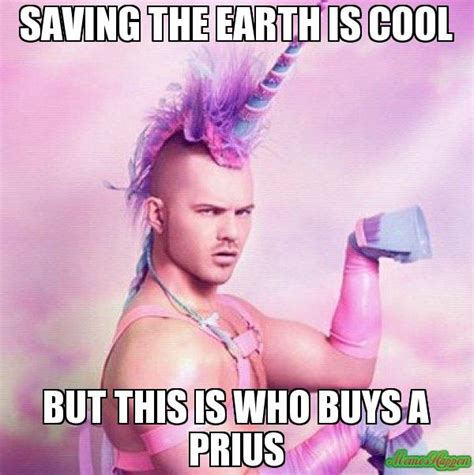 Fun Memes - the 22 funniest prius memes that make fun of hybrids