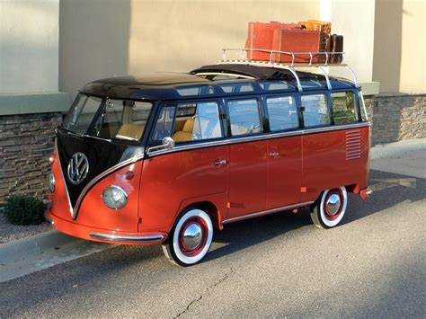 volkswagen  window custom bus