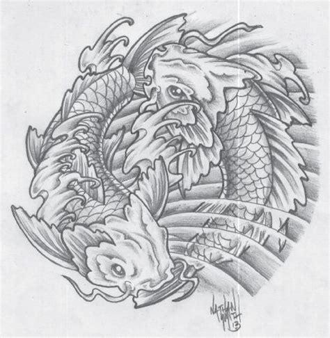 tattoo nightmares koi yin yang 17 best images about koi on pinterest japanese koi fish