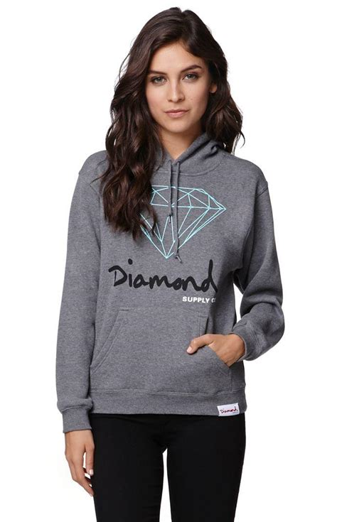 Hoodie Martin Garix Diamend Clothing supply co og pullover from pacsun everyday