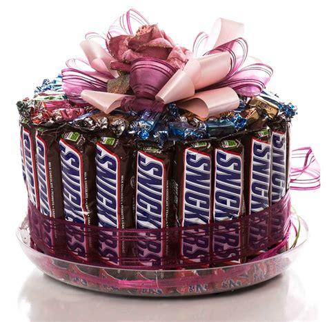Bar Gifts Chocolate Bar Wreath