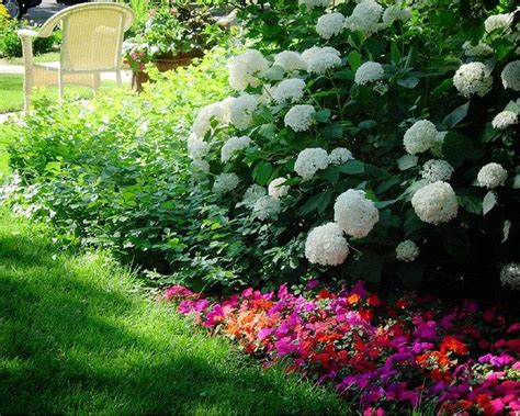 Shade Flower Garden Shade Landscaping Ideas For Front Yard Ranch House New Garden Idea Pictures Shade