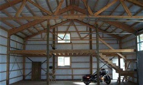 Gambrel Barn Kits loft attic space archives hansen buildings
