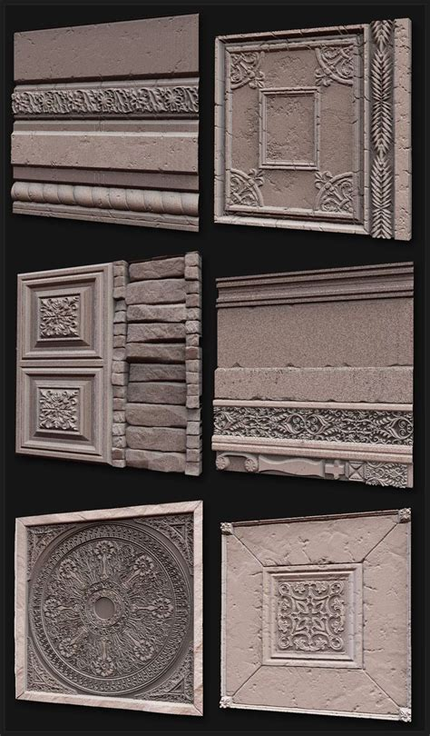 zbrush tutorial architecture 168 best images about terrain tutorials and ideas on