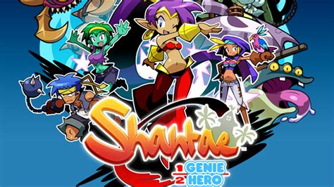 Shantae Half Genie Hero Free Download   shantae naked hot girls wallpaper