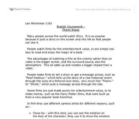 Titanic Essays by 5 Paragraph Essay About Titanic Euthanasiapaper X Fc2