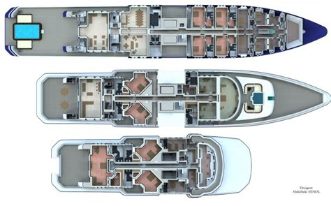 luxury yacht floor plans image gallery luxury yacht deck plans