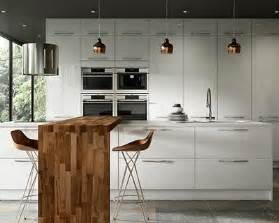 10 best ideas about white gloss kitchen on