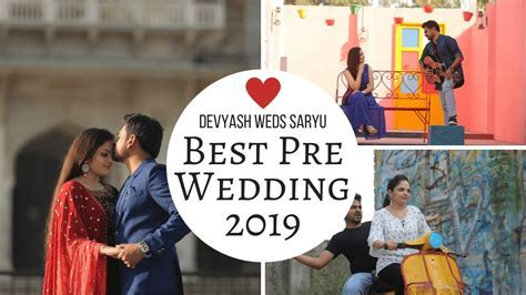 Best Pre Wedding Video 2019   New Concept Story Idea   Pre