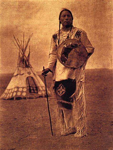 biography of indian artist whistle smoke edward curtis native american indian art