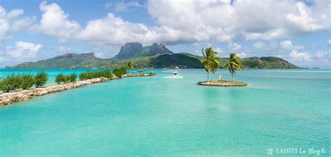 Ile De Tahit Tatahi Bora Bora by Bora Bora Voyage Au Paradis Polyn 233 Sien Notre S 233 Jour En