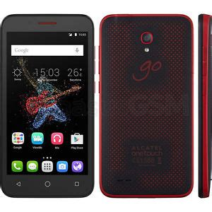 Hp Alcatel One Touch Go Play alcatel one touch go play 7048x waterproof smartphone with