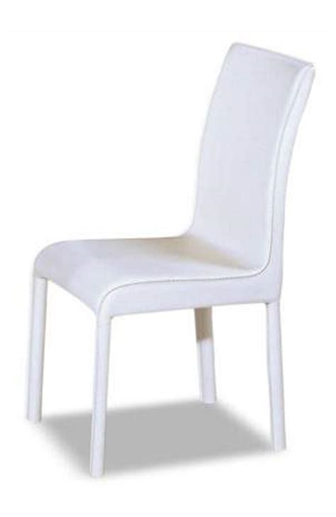 Comfortable White Chair White Brown Black Contemporary And Comfortable Dining