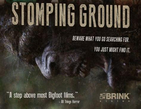 watch stomping ground 2014 full movie trailer stomping ground 2014 horror review bigfoot base