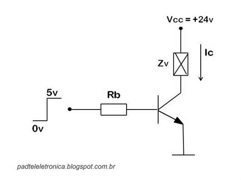 transistor bc337 como chave eng 186 amauri oliveira transistor como chave