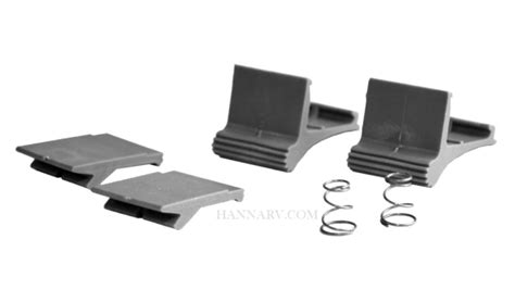Rv Awning Repair Kit by Dometic 830472p002 Rv Awning Slider Catch With Springs Kit