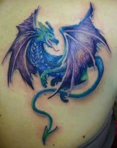 dragon tattoo represents dragon tattoo meaning symbolism
