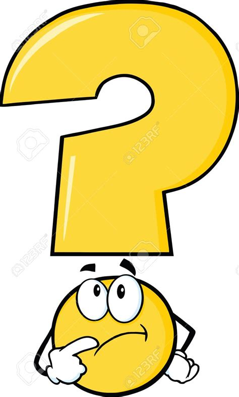 question clip question clipart smile pencil and in color question