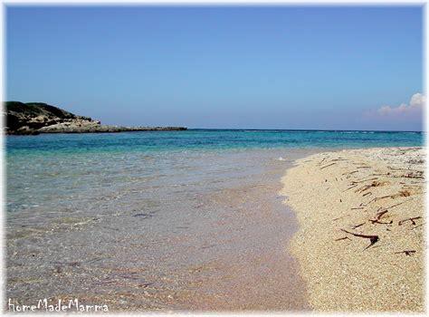 di sa in sardegna con i bambini la spiaggia di sa mesa longa