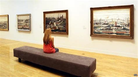 How To Make Wicks For Ls by Ls Lowry Painting Steps At Wick To Be Auctioned News