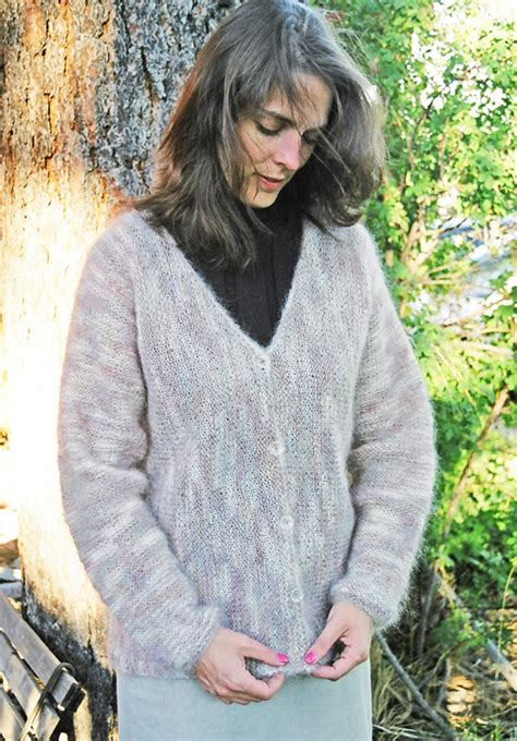 sweater pattern knit side to side 202 women s side to side cardigan knitting pure and simple