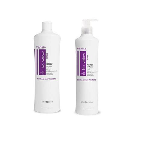Fanola No Yellow Purple Shoo 350ml shop supply international