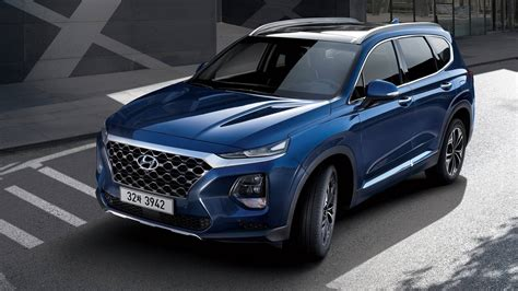 2019 Hyundai Santa by 2019 Hyundai Santa Fe Priced From 25 500 Autoevolution