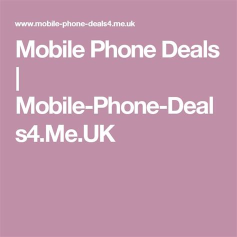 mobile contracts uk 17 best ideas about mobile phone contracts on pinterest
