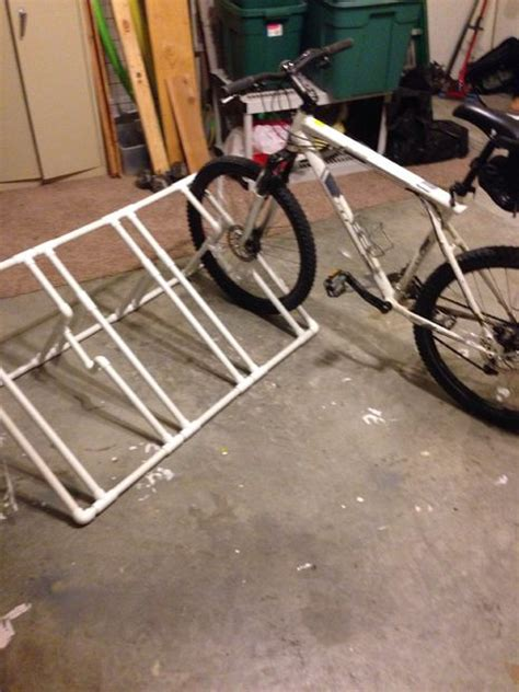 truck bed bike rack diy bike rack diy