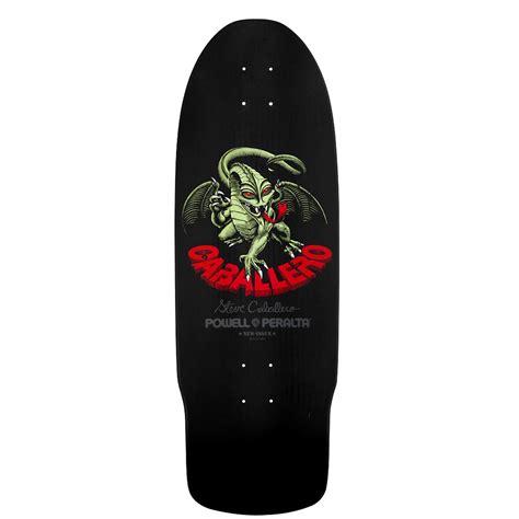 skat deck powell peralta caballero ii skateboard deck evo