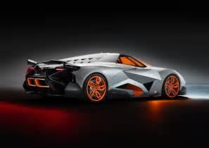 Lamborghini Egoista Poster Carro Deportivo Lamborghini Egoista Carros