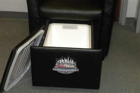 coors light chair with built in cooler coors club chair with built in cooler from glazer s