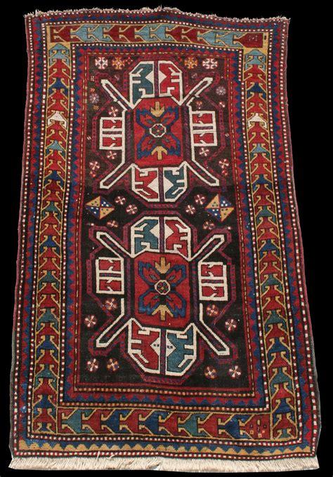 turtle rugs antique caucasian kazak turtle rug tovuz district