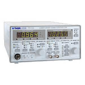 laser diode temperature controller thorlabs itc502 benchtop laser diode and temperature controller 177 200 ma 16 w