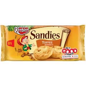 keebler toffee sandies shortbread walmart com