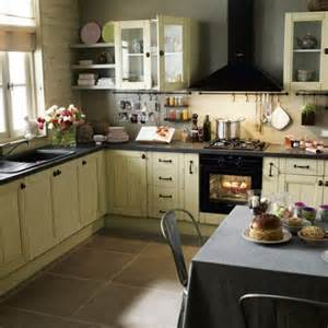 meuble de cuisine beige delinia tradition leroy merlin