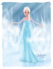 elsa frozen fan art 34102945 fanpop