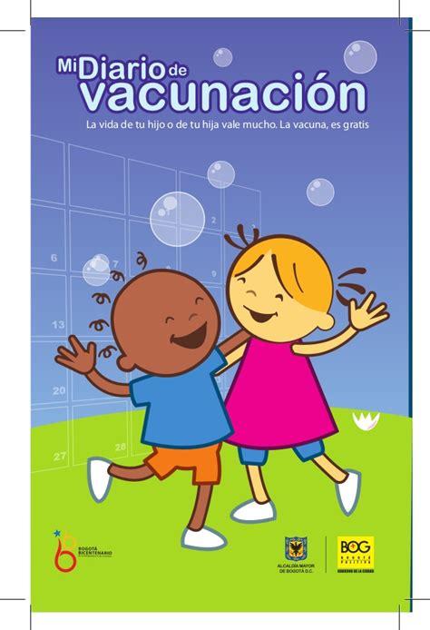 imagenes de la vacunacion en las americas 2016 cartilla vacunacion completa