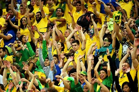 world cup brazil people brazil s home field world cup advantage the refs bloomberg