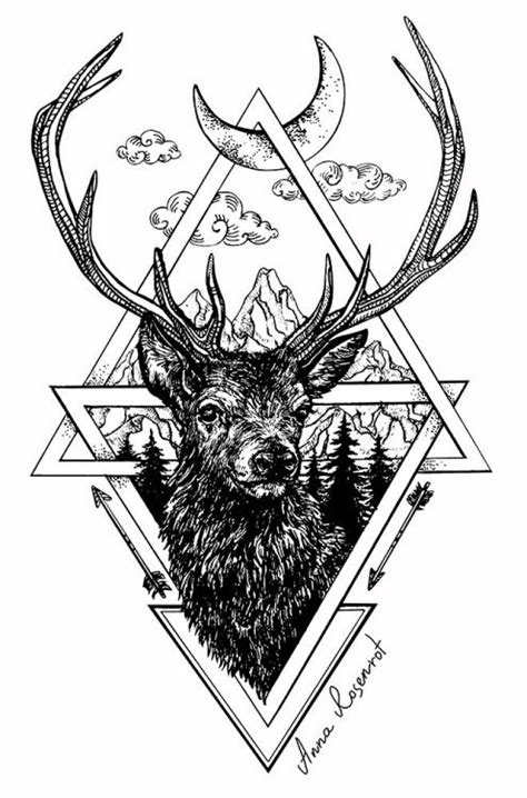 tattoo prices red deer 17 best ideas about moose tattoo on pinterest alaska