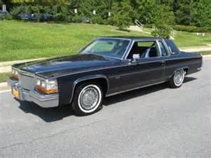 1981 Cadillac For Sale 1981 Cadillac Coupe 1400 Rockville Pike