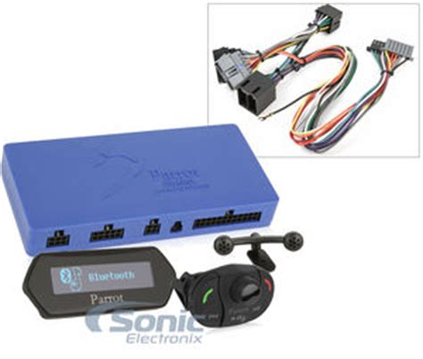 Parrot MKi9100 Bluetooth Hands Free Car Kit   Sonic Electronix